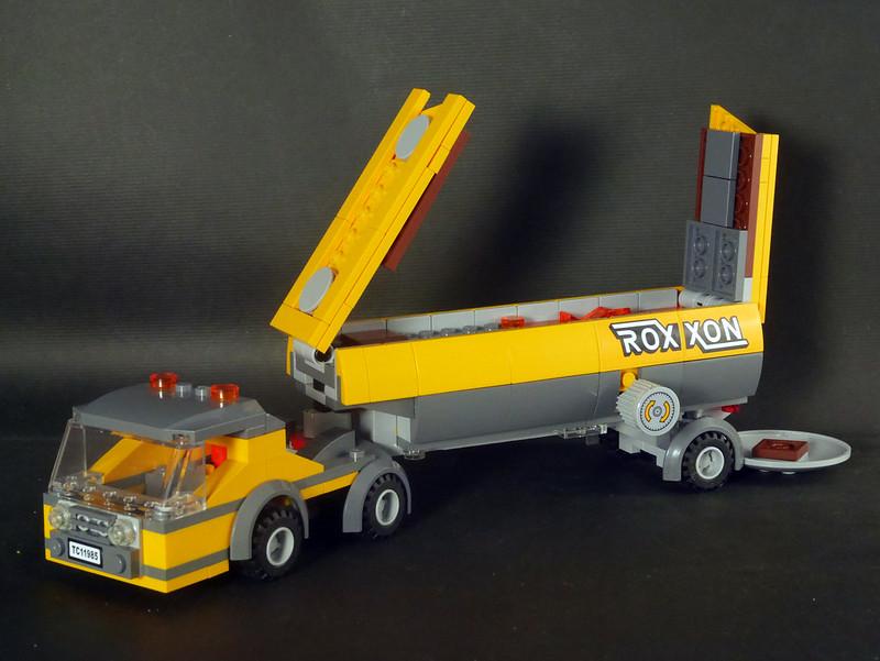 76067 Tanker Truck Takedown