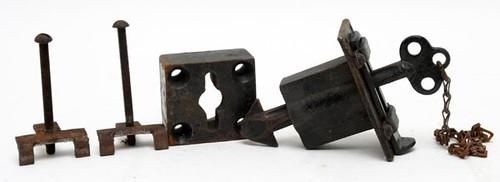 Key and Lock ($89.60)