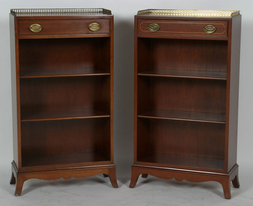 Biggs Bookcases ($308.00 each)