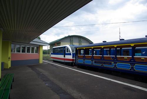Irkutsk children railway ©  trolleway