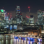 "London night skyline<a href=""http://www.flickr.com/photos/28211982@N07/32694693536/"" target=""_blank"">View on Flickr</a>"