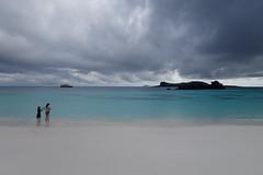 Turquoise Waters (Ken Pick) Tags: ecuador espanolaisland ocean travel pacificocean 117picturesin2017 landscape turquoise southamerica beach galapagosislands gardnerbay