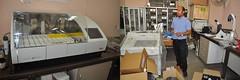 تجهيز ونصب مختبرات كلية طب المستنصرية بأجهزة عالية الأداء (Mustansiriyah University) Tags: كلية عالية تجهيز طب المستنصرية الأداء مختبرات بأجهزة ونصب