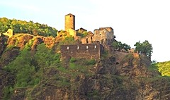Old Fortress in Czech Republic, near the German border.  This was the Pre-WWII Sudentenland. (slowsteady4559) Tags: travel trees mountains castle history tourism germany word war europe republic czech central culture ii monestary sudetenland