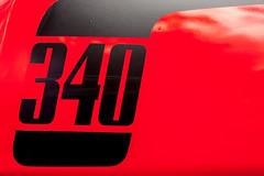 340 (grafficartistg4) Tags: auto classic car metal digital america canon eos 50mm automobile symbol muscle f14 steel automotive icon american manmade americana decal 1970 chrysler mopar 1970s dslr 50 iconic v8 carshow musclecar 340 30d baracuda smallblock plymoth americanmuscle ebody hockeystripe