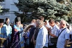 81. The blessing of water on the day of the Svyatogorsk icon of the Mother of God / Водосвятный молебен в день празднования Святогорской иконы Божией Матери