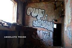 Put, Mista, Skuf (absolutetrashmag) Tags: new york zine ny trash magazine graffiti photo graff put absolute westchester 914 ykk mista skuf newyorkcitygraffiti absolutetrash