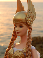 DSCN4728 (Naya_alica) Tags: doll princess barbie vikings viking