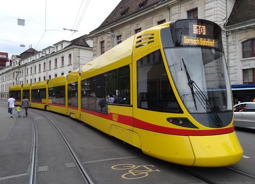 BLT Tramset type Be 6/10 N° 151.