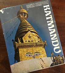 A book of earthquake destroyed buildings! NEPAL (spelio) Tags: travel australia email act ipad australiancapitalterritory 2015