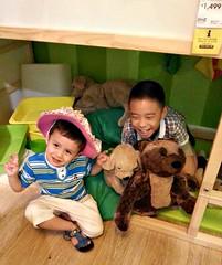 Eugene at IKEA Chengdu