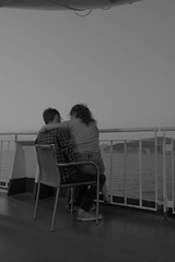 Le Titanic (Benjamin Mutel) Tags: love couple amour titanic grce italie ferrie