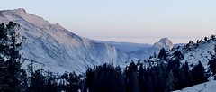 Half Dome, Tenaya Canyon from Olmstead Point (M Gerard) Tags: california nationalpark yosemite tiogapass olmsteadpoint tenayacanyon