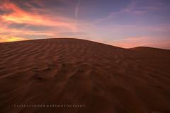غروب (faisal almoammar) Tags: nikon tokina ksa غروب تصويري قطر السعودية صحراء رمال