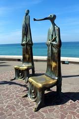 Puerto Vallarta: Malecón - La Rotonda del Mar (wallyg) Tags: alejandrocolunga centro coloniacentro jalisco larotondadelmar méxico malecón malecon mexico puertovallarta sculpture statue theroundaboutofthesea
