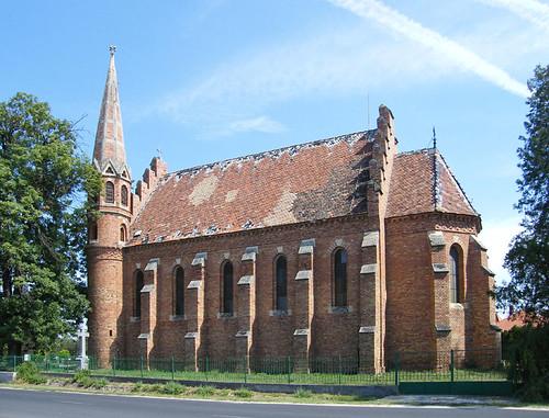 Nádasdladány, Szent Ilona-templom