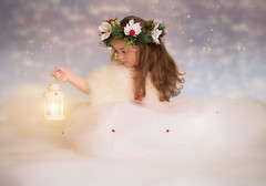 Let your light shine (Windermere Images) Tags: windermereimages light christmas season angel love girl december fairy lamp pretty believe christian shine holidays bokeh