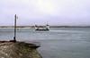 Sandbanks Ferry (SteveInLeighton's Photos) Tags: kodachrome transparency dorset purbeck england studland april 1987 ferry sandbanks