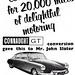 Citroen DS19 (Connaught GT)