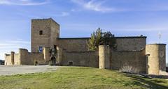 Castillo de Pedraza (Jolerusan) Tags: pedraza castillos medieval arquitectura segovia paisaje nikon d7100
