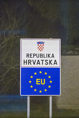 Now Entering Croatia...