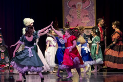 DJT_4250 (David J. Thomas) Tags: dance dancers ballet ballroom nutcracker holidays christmas nadt northarkansasdancetheatre uaccb batesville arkansas