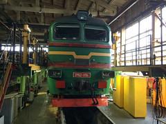 2M62-1194 Riga, 03/10/16 (Richard.A.Jones Railways) Tags: 2m62