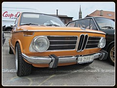 BMW 2002 Touring (v8dub) Tags: bmw 2002 touring schweiz suisse switzerland fribourg freiburg german pkw voiture car wagen worldcars auto automobile automotive old oldtimer oldcar klassik classic collector youngtimer