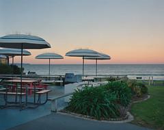 (roundtheplace) Tags: landscape landscapephotography lowlight australia australianlandscape analogphotography australiancoast coast nsw dusk sunset beach mediumformat pentax67 portra portra400