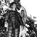 Creature From The Black Lagoon On Set Photos