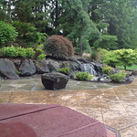 """stone patio, boulders, rock retaining wall, waterfall, creek, stream, patio, landscape, landscaping <a style=""""margin-left:10px; font-size:0.8em;"""" href=""""http://www.flickr.com/photos/117326093@N05/17734686964/"""" target=""""_blank"""">@flickr</a>"""