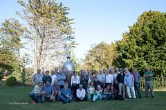 Chegando (Mara lvarez Sanmartn / rubialva.com) Tags: cielo artistas jardines pintores arboleda fotgrafos arga escultores pazodemarin encontrosmarin