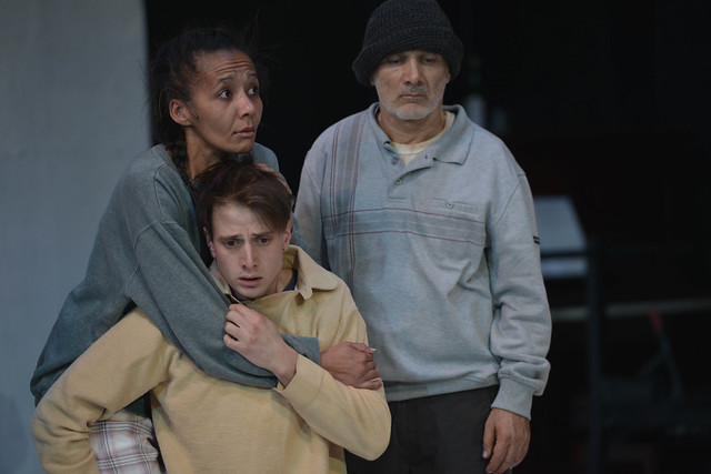 a review of a performance of mother courage and her children a play by bertolt brecht The fact that mother courage and her children written by bertolt brecht (1898 mother courage and her children by bertolt brecht - book report/review example when the play ends, a tired mother courage is left with a dilapidated wagon but with a heart that still ticks with verve ii.