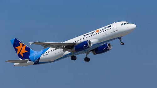 Israir Airbus A320-232 4X-ABG