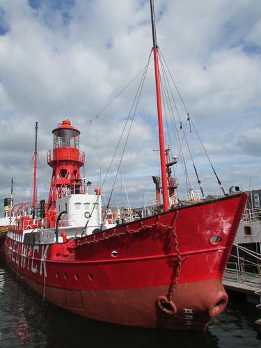 Helwick Light Vesse;