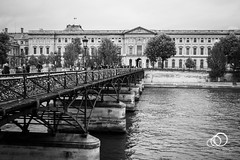 Pont des Artes - Paris (David Matos Branco) Tags: david paris portugal amor disneyland disney des ponte santarém pont fotografia artes cadeados santarã©m davidbranco davidmatosbranco