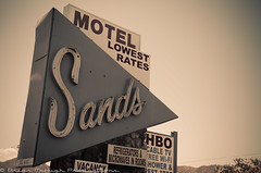 """Sands"" Joshua Tree, CA (Brian_McHugh_Productions) Tags: california landscape decay joshuatree 29palms"