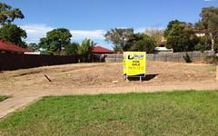 Lot 1, Fields Rd Ingleburn, Ingleburn NSW