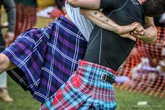Scottish Backhold Wrestlers (FotoFling Scotland) Tags: scotland kilt glasgow wrestling scottish event highlandgames scottishwrestlingbond bearsdenmilngaviehighlandgames