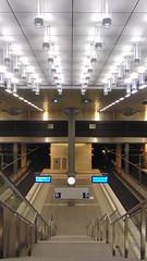 6 and 5 (Feffo23) Tags: travel berlin scale station stairs germany deutschland sony hauptbahnhof luci stazione viaggio germania berlino stazioni sonysti