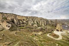 IMG_8587 (storvandre) Tags: travel history turkey site ruins mediterranean unesco geology turismo viaggio turkish cappadocia anatolia göreme goreme turchia kapadokya fairychimneys uçhisar centralanatolia storvandre