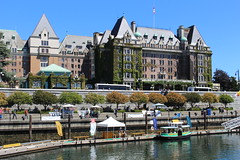 The Empress hotel (tigertim1950) Tags: victoria theempresshotel vancoverisland