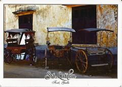 Sri Lanka (lyzpostcard) Tags: postcards srilanka douban directswap