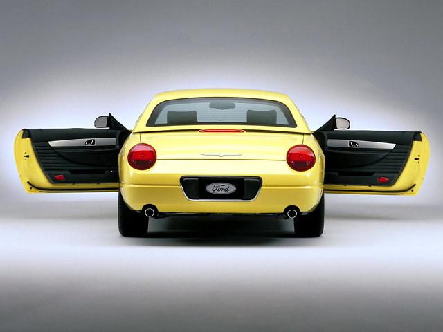 ford thunderbird 20022005