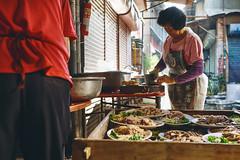 ( | YELLOW Mao) Tags: people food market taiwan taichung    martketplace