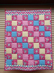 Quilt (2) for Ronald McDonald House (suey_j) Tags: quilt sewing craft blanket quilting rug throw