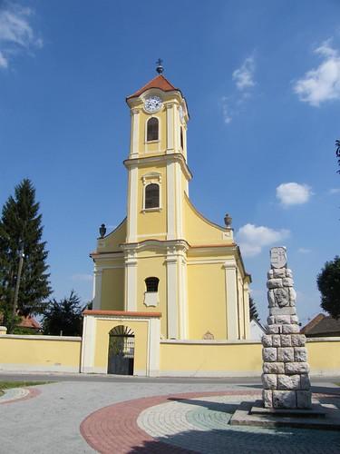 Siklós, Szerb ortodox templom
