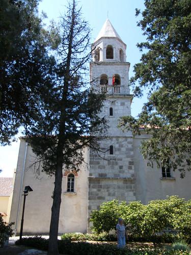Biograd, Szent Anasztázia-templom