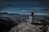mountain meditation (mtollich) Tags: nockstein meditation salzburg view pentax november tamron austria panorama mountain sarah girl clouds sky