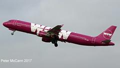 TF-SON A321 Edinburgh Dec 2016 (pmccann54) Tags: tfson wow airbusa321